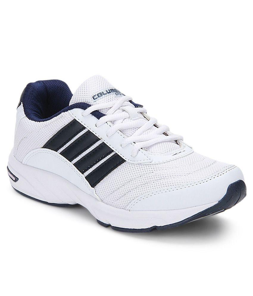 Columbus Michael White Sport Shoes