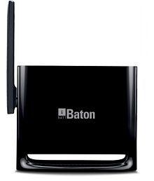 iBall iB-WRA150N2 150M Wireless-N ADSL2+ and Broadband Router - Black