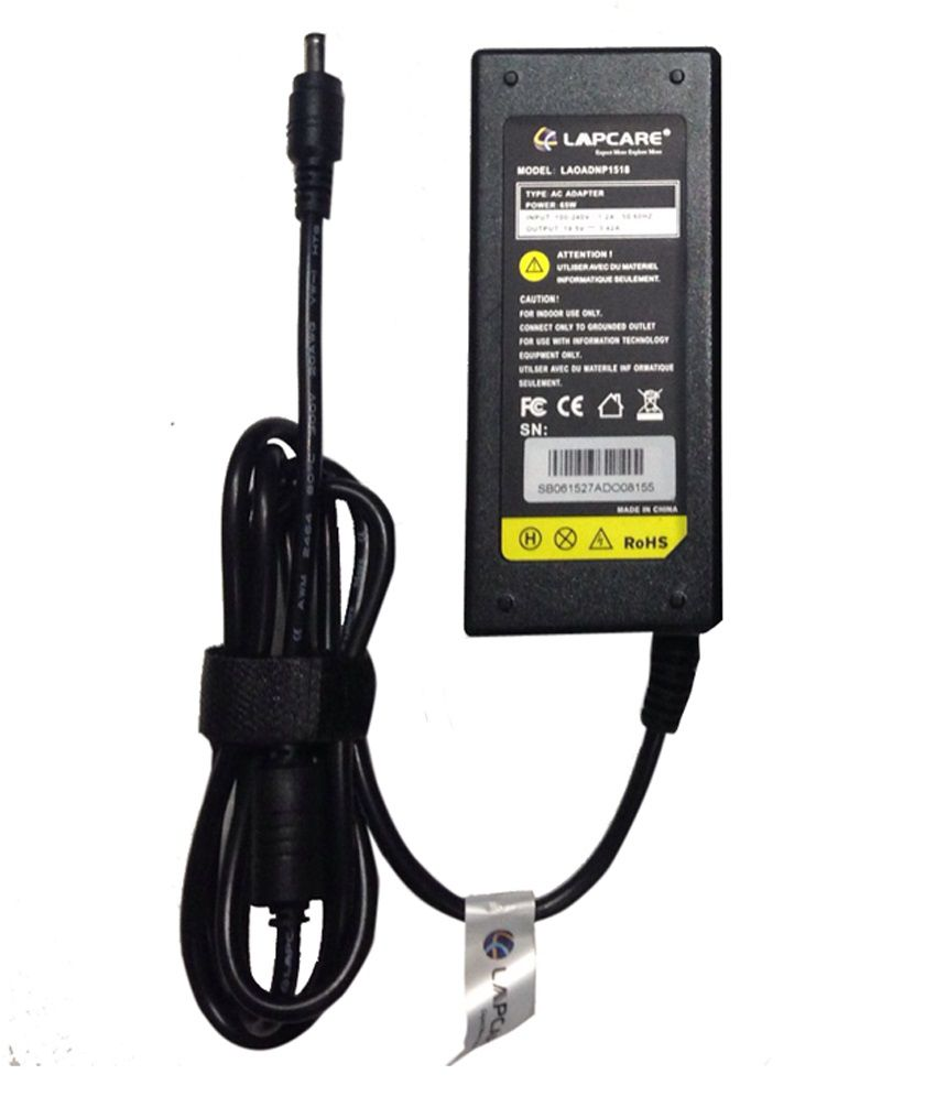 Lapcare 90w Adapter For Acer Aspire-5020lci With Actone High Quality Power Cord