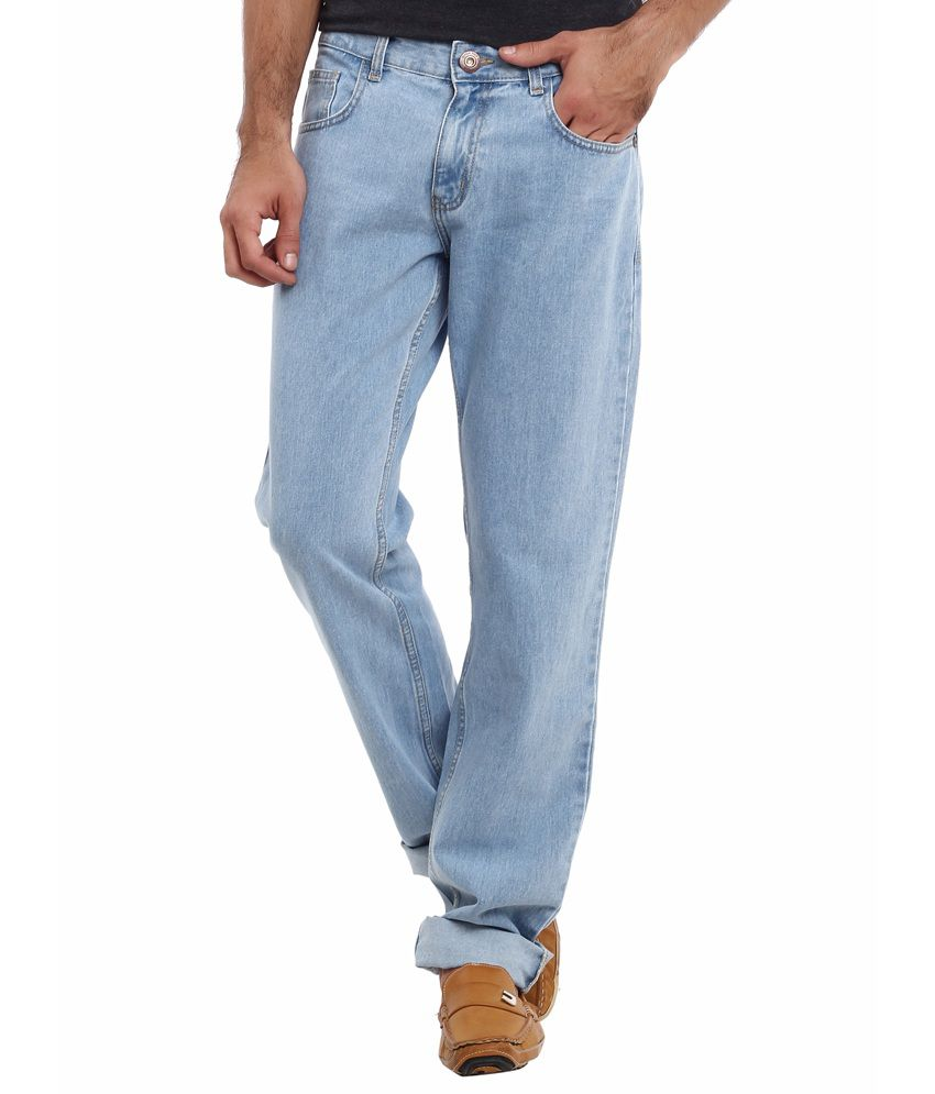 Classic Polo Light Blue Slim Fit Jeans