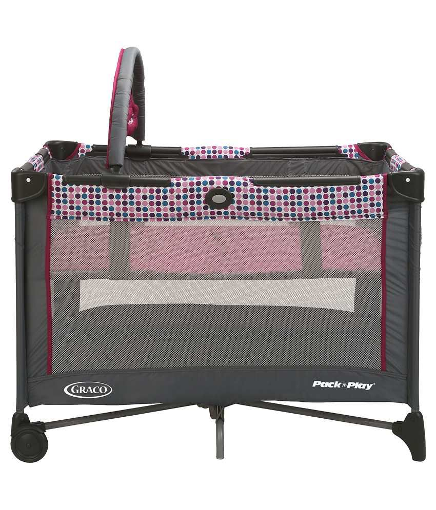 Graco Pack 'n Play On The Go Playard Bassinet