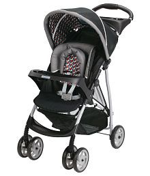 Graco LiteRider Click Connect Stroller-Bottlecap