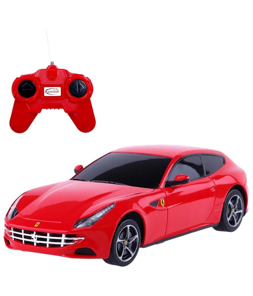 Deliababy Radio Remote Control 1:24 Ferrari Model Car
