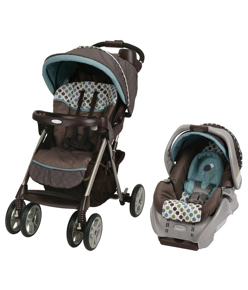 Graco Classic Connect Travel System