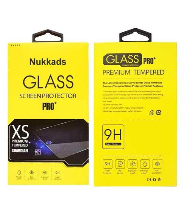 Motorola Moto E2 Tempered Glass Screen Guard by Nukkads