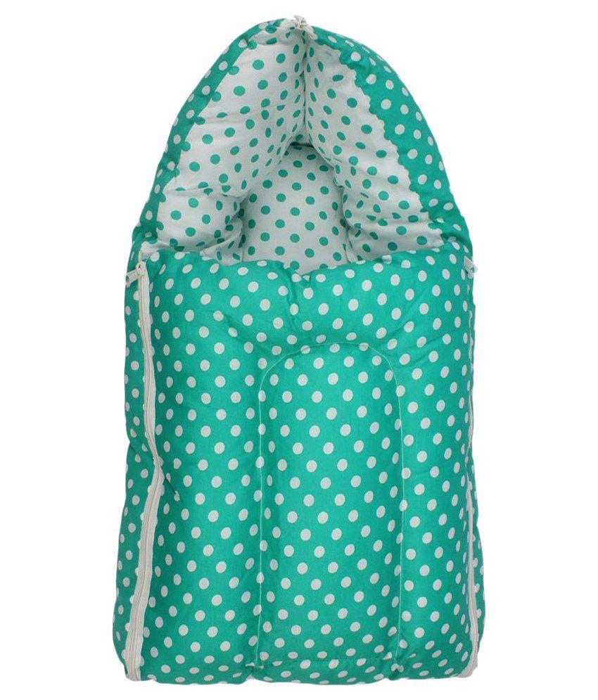 Luk Luck Green Foam Sleeping Bag
