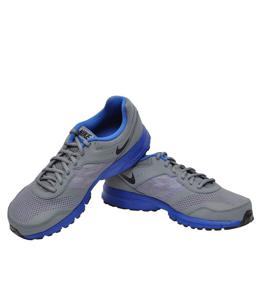 Air Relentless 4 Msl- Grey running shoes