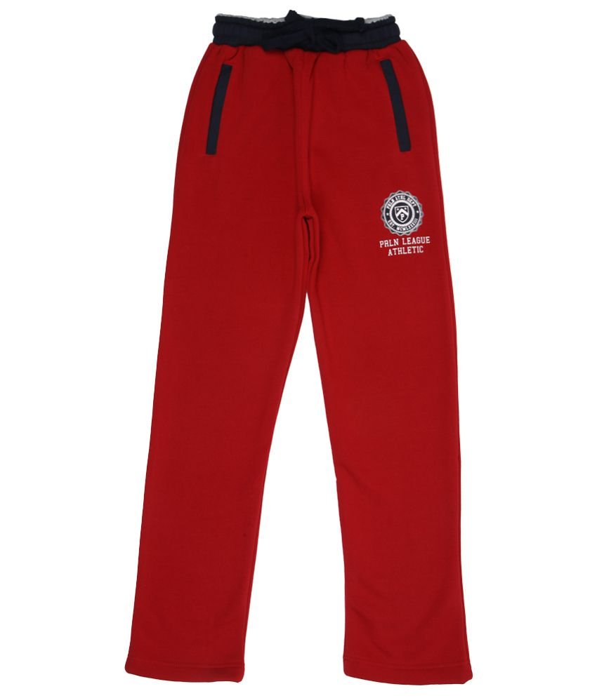 Proline Red Trackpants