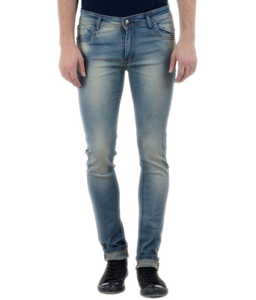 Vrgin Blue Slim Fit Jeans