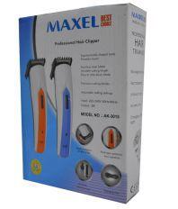 Maxel Ak-3015 Trimmers Blue