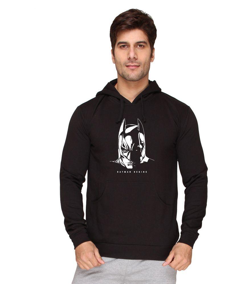 Sayitloud Black Printed T-Shirt