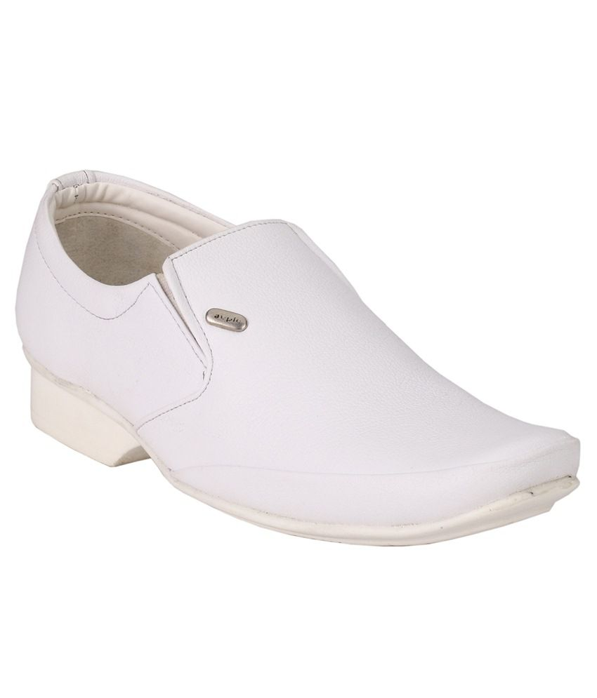 White Formal Shoes Snapdeal