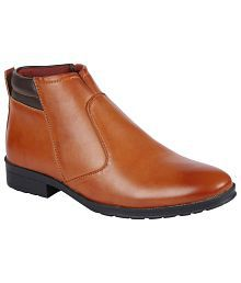 Bachini Substantial Tan Formal Shoes