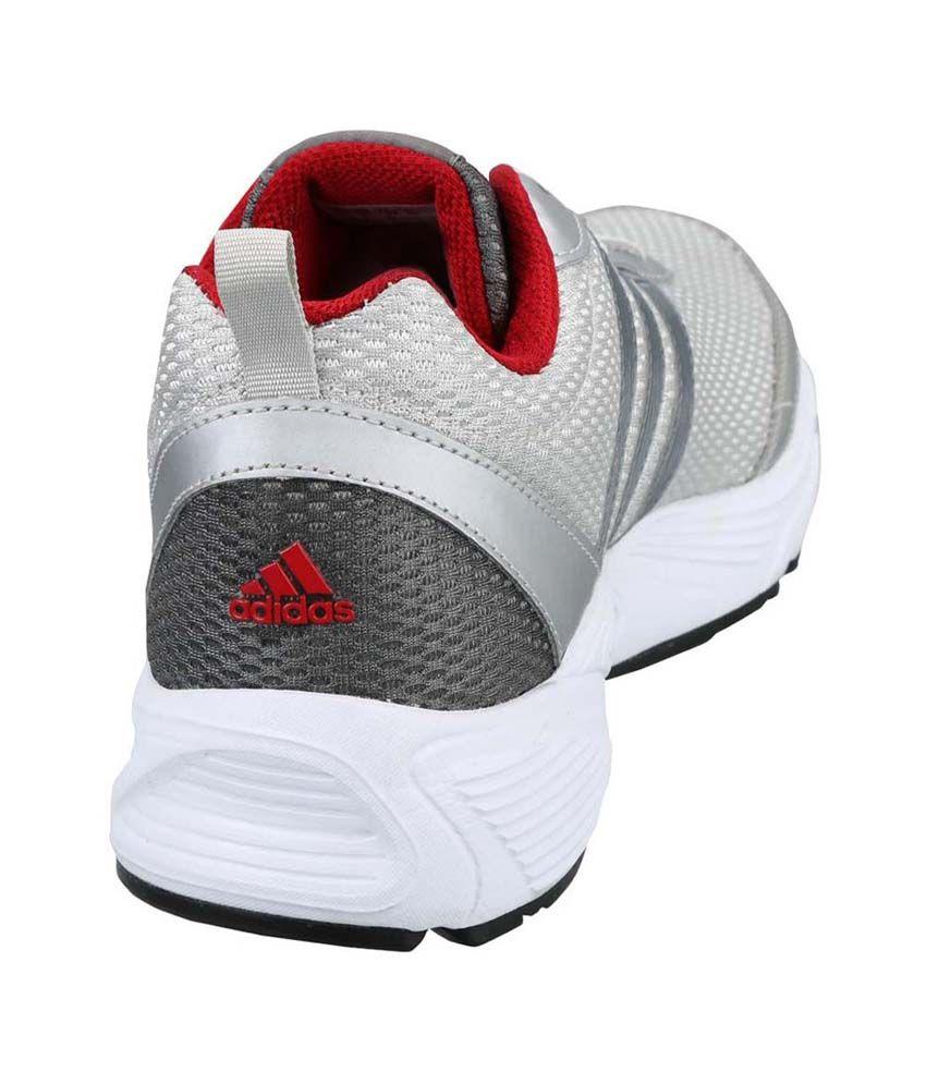 fc03039937ec2c Adidas White Running Sports Shoes Art ADIS50328 - Buy Adidas White ...