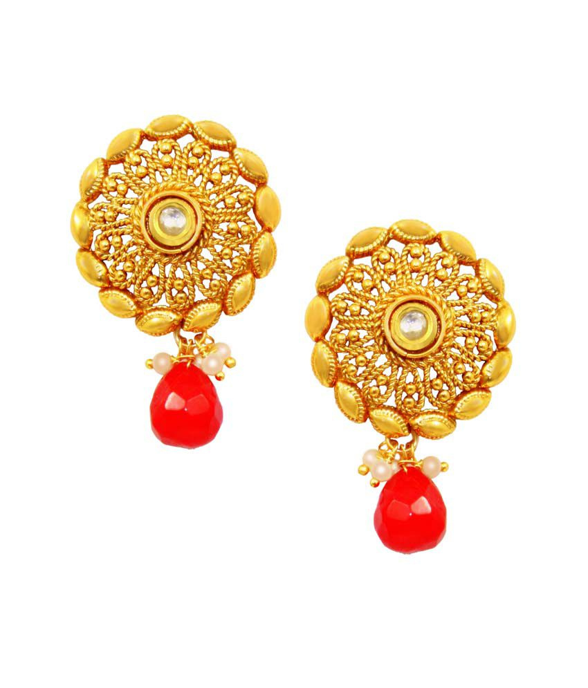 Vivah Creation Antique Earrings