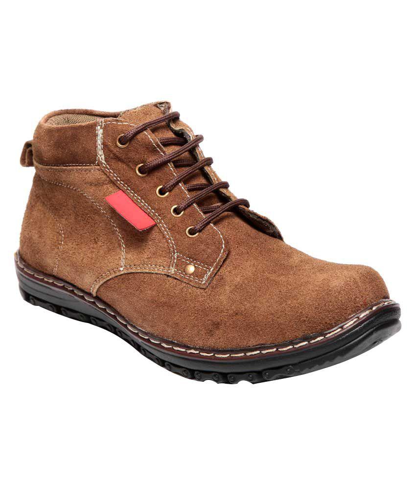 Escobar Brown Boots