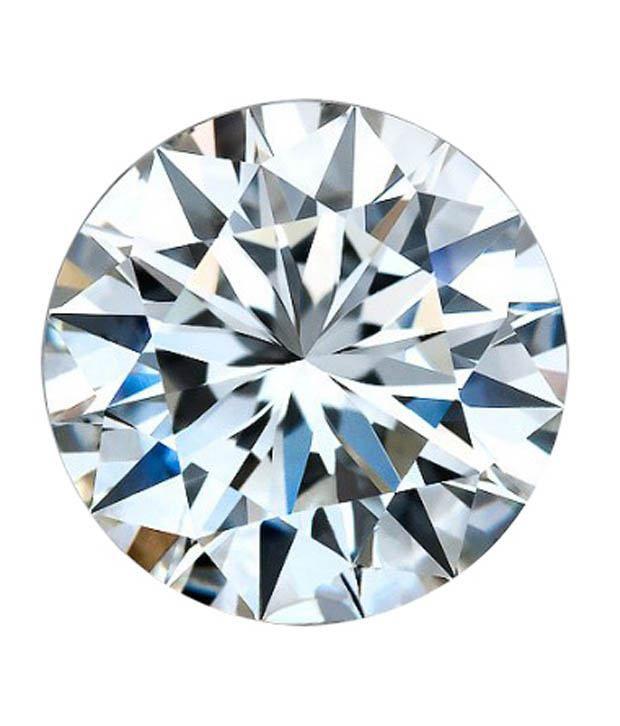 WHITE MACHINE CUT LAB CREATED DIAMOND 1.80 MM ROUND H&A -1000 pcs lot