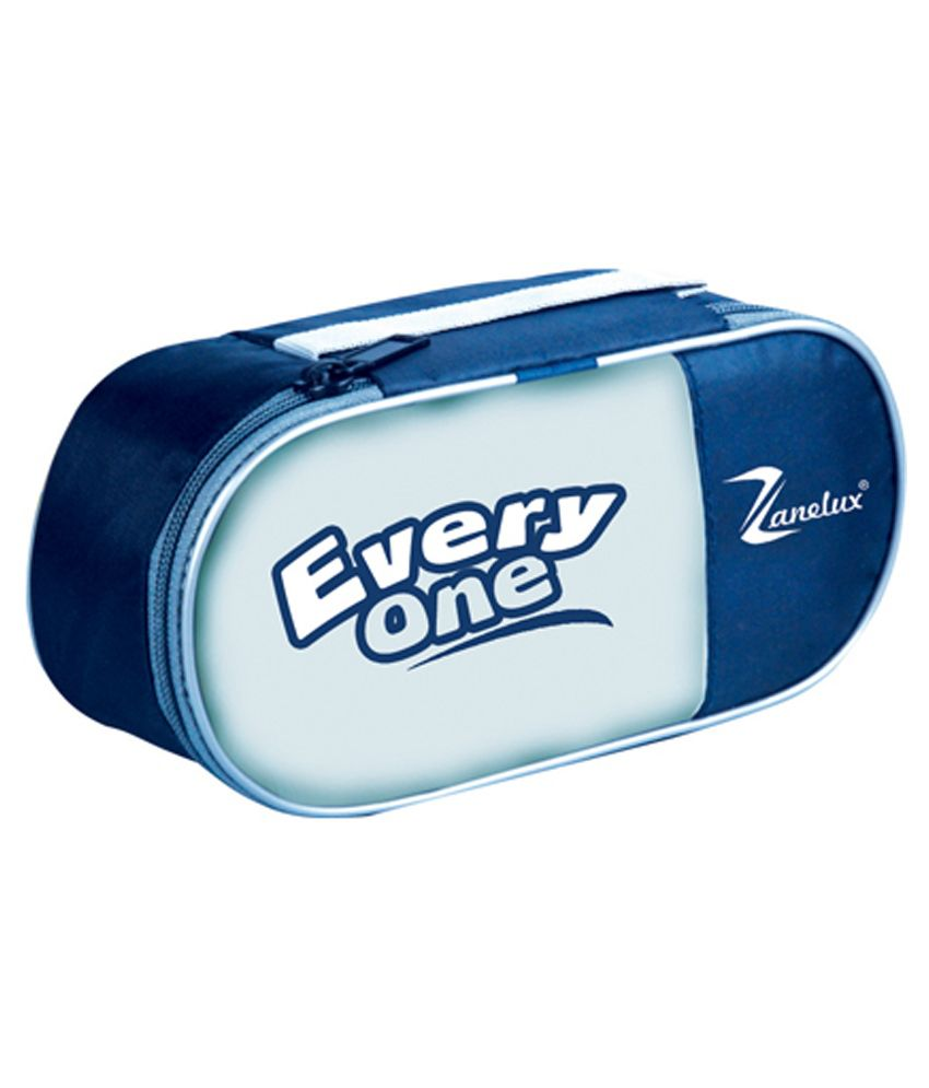 Zanelux Silver Stainless Steel Lunch Boxes - 2 Piece