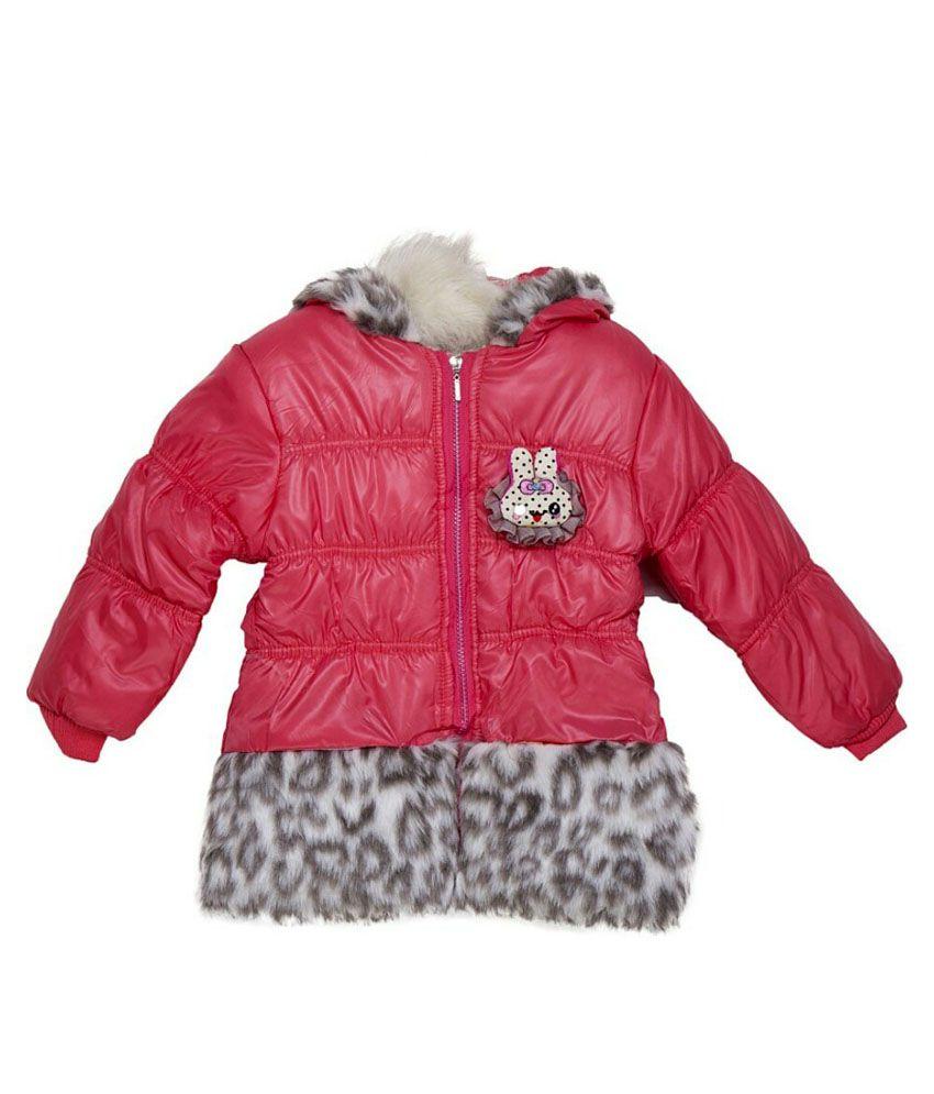 Ishika Garments Red Jacket