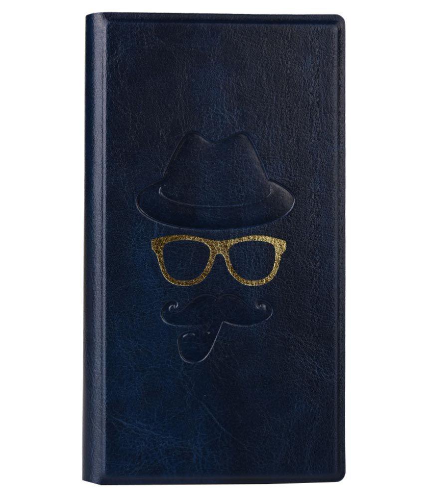 Jo Jo Flip Cover For HTC Desire Eye - Blue