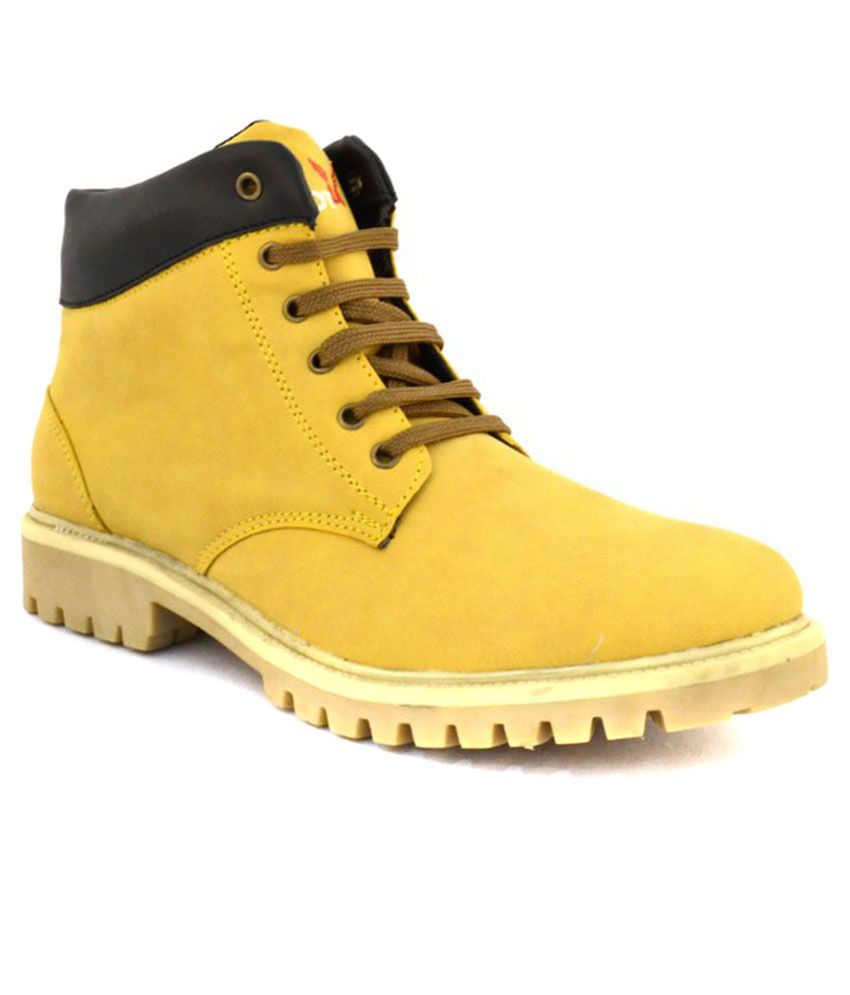 Zoot24 Yellow Boots