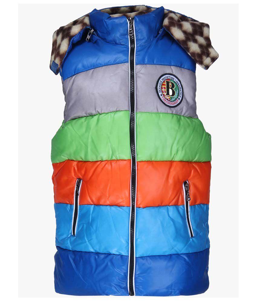 Sakhi Sang Multicolor Sleeveless Jacket