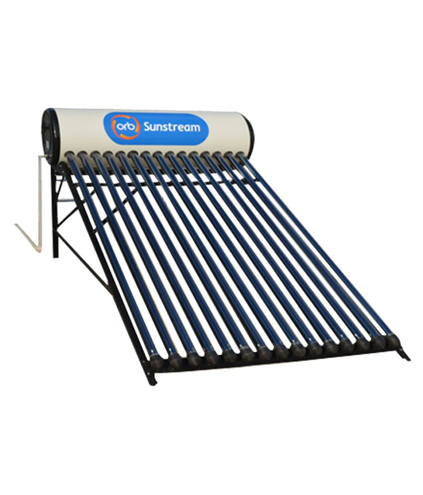 orb energy sunstream solar water heater price in india buy orb