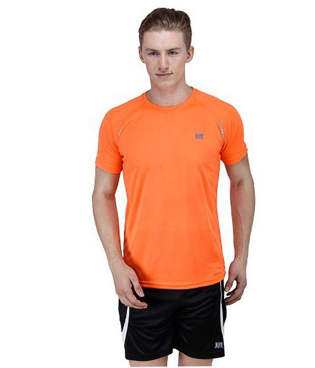 T10 Sports Orange Neon Jersey