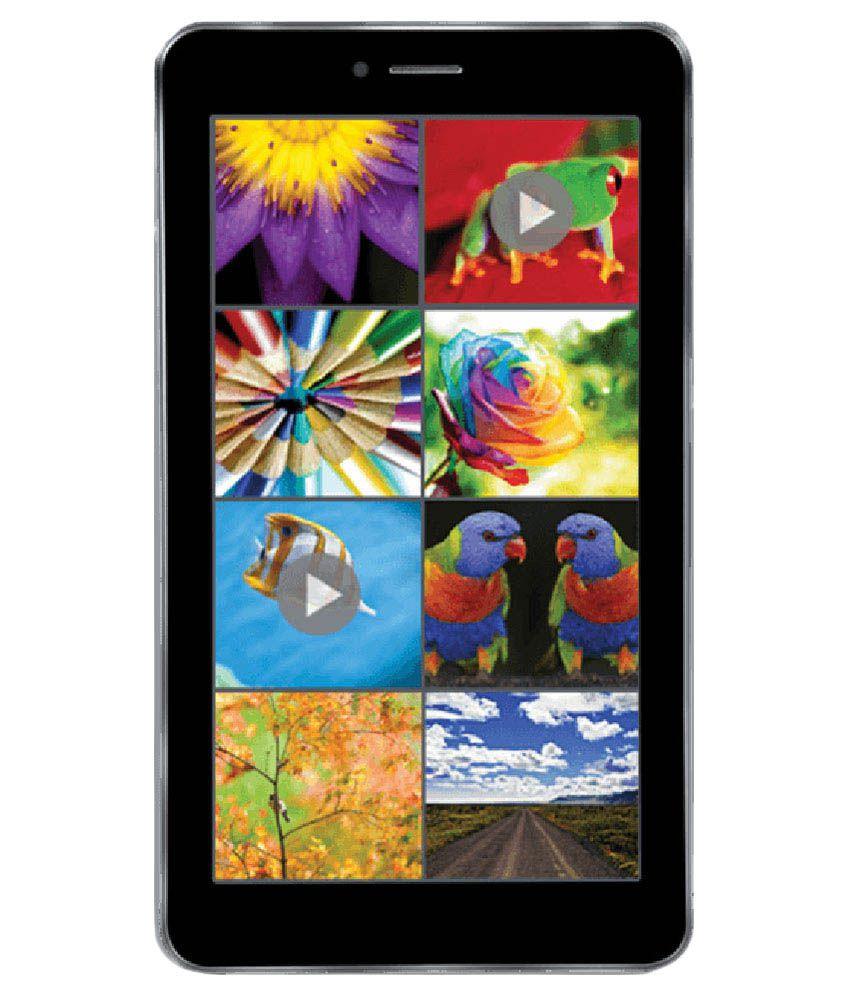 iBall Q45 (512+8GB) 8GB 3G Calling Gray