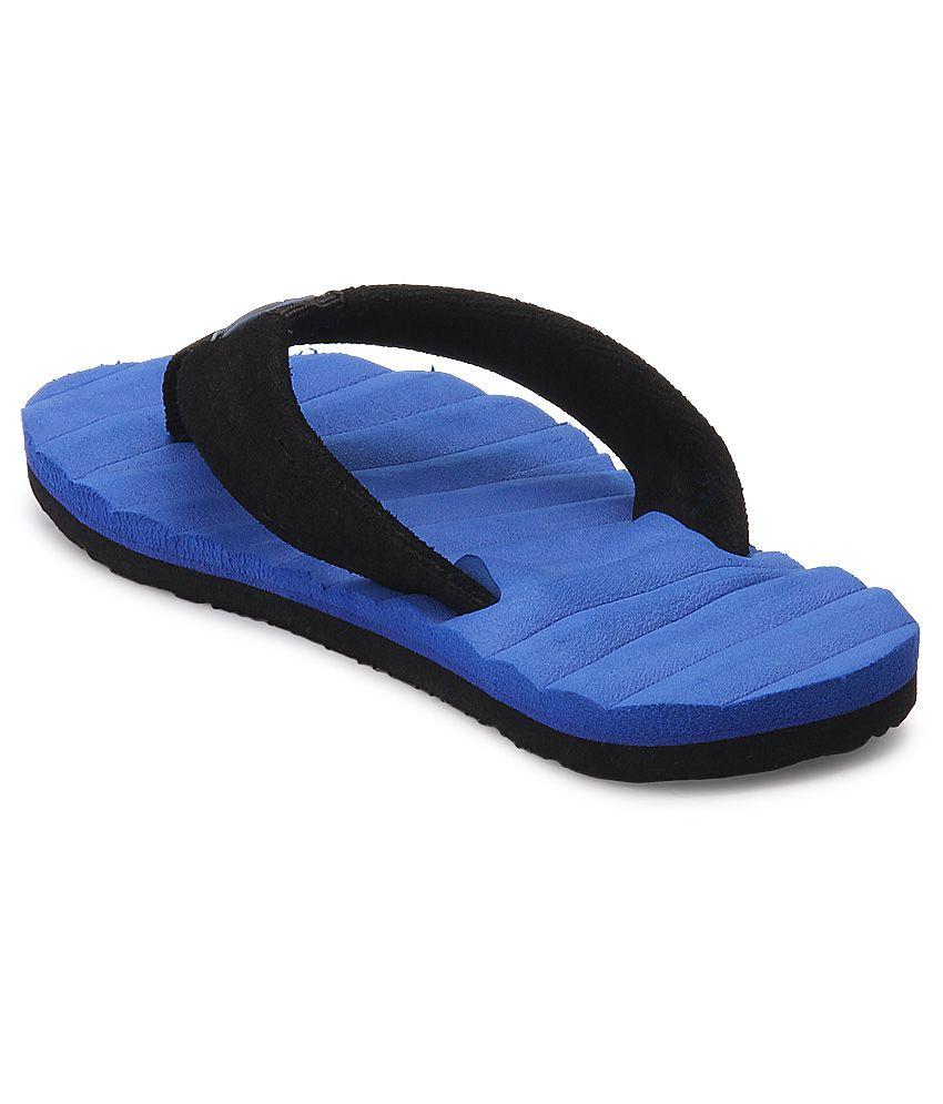 2a384b8efe8a33 Airwalk Blue Slippers For Kids Price in India- Buy Airwalk Blue ...