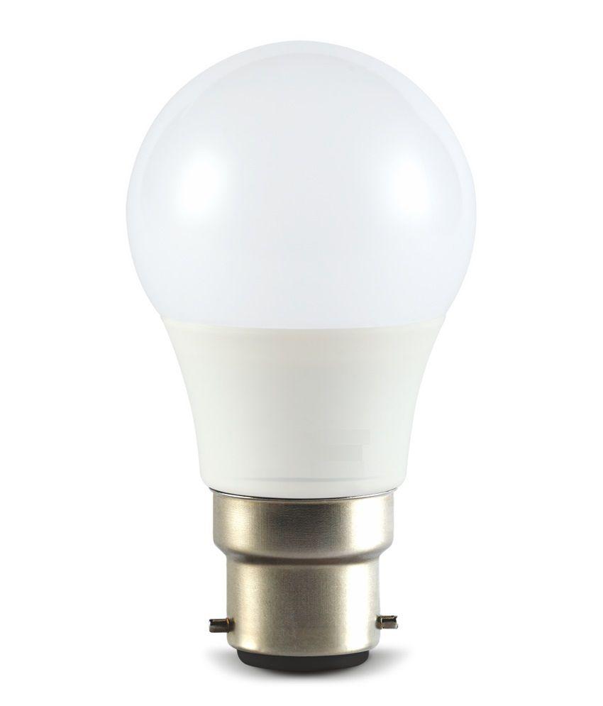 Nbk-White-Glass-12-Watts-Led-Bulb