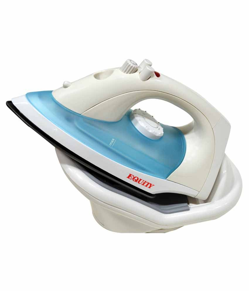 Equity Cordless Steam Iron White