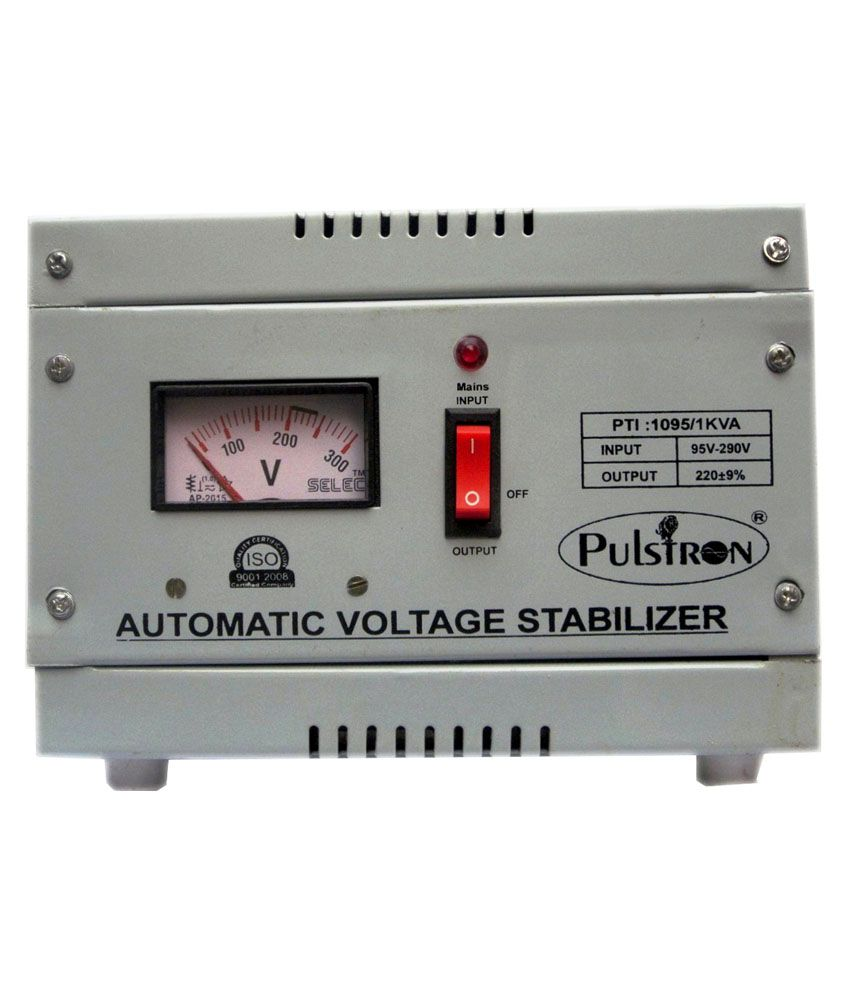 Pulstron-PTI-1095-Voltage-Stabilizer