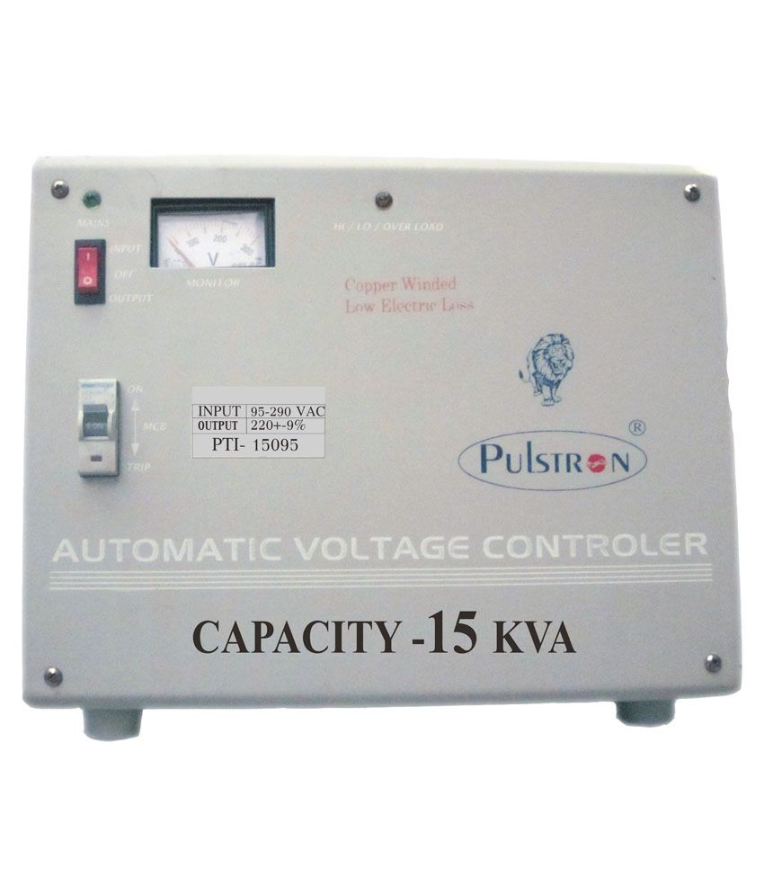 Pulstron-PTI-15095-Voltage-Stabilizer