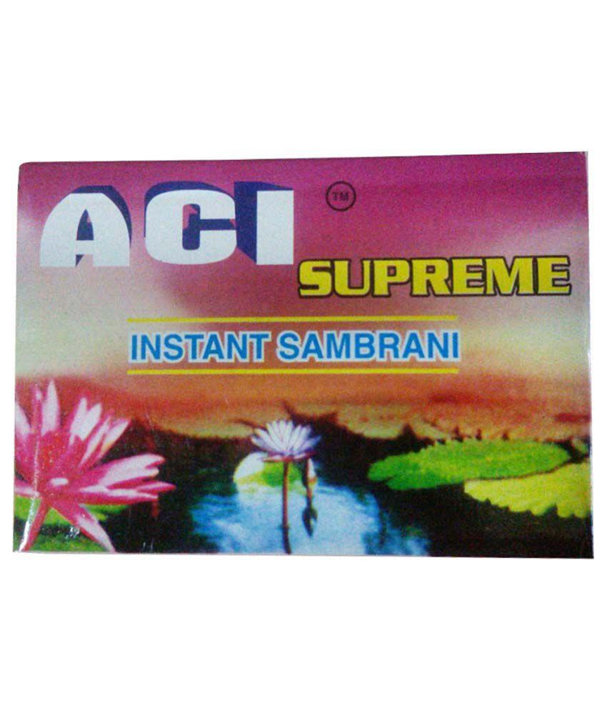 Ravi Kanth Agencies Aci Supreme Sambrani: Buy Ravi Kanth Agencies