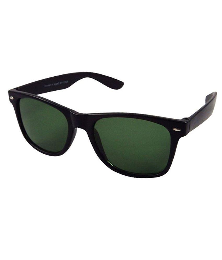cec313b2a1 Silver Kartz Classic Wayfarer Sunglasses - Buy Silver Kartz Classic  Wayfarer Sunglasses Online at Low Price - Snapdeal
