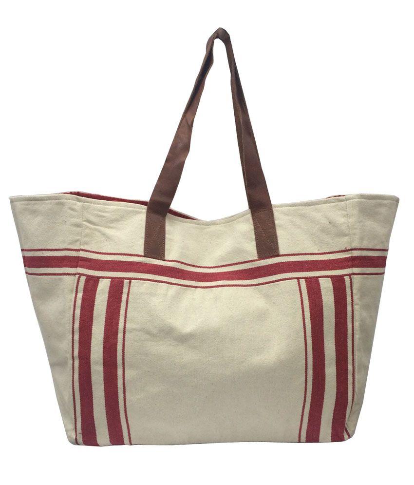 Aneesh Fashion Bazar Beige P.U. Hobo Bag