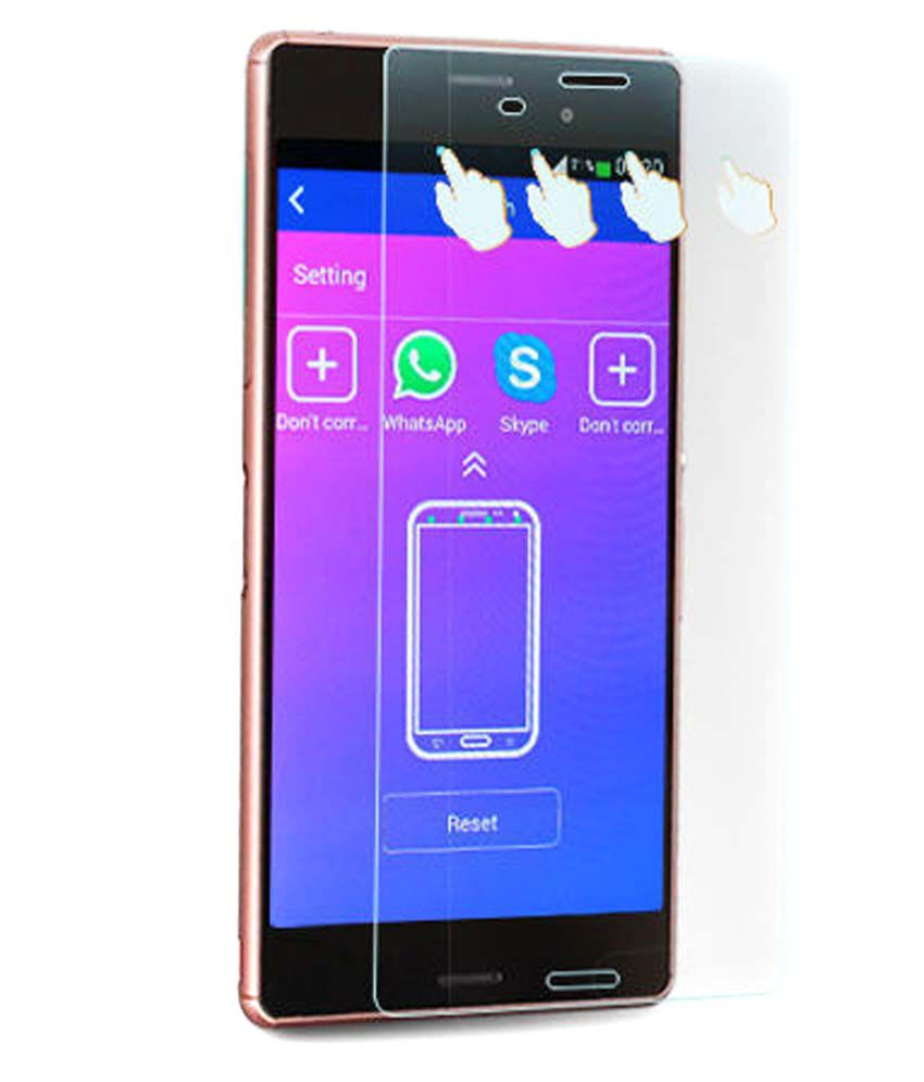 HTC Desire 820 Tempered Glass Screen Guard by Qtouch