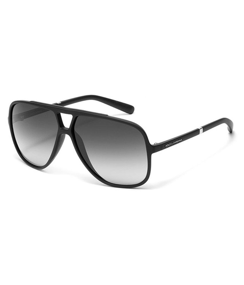 ca07cbbc566 Dolce   Gabbana Blue Frame Aviator Sunglasses - Buy Dolce   Gabbana Blue  Frame Aviator Sunglasses Online at Low Price - Snapdeal