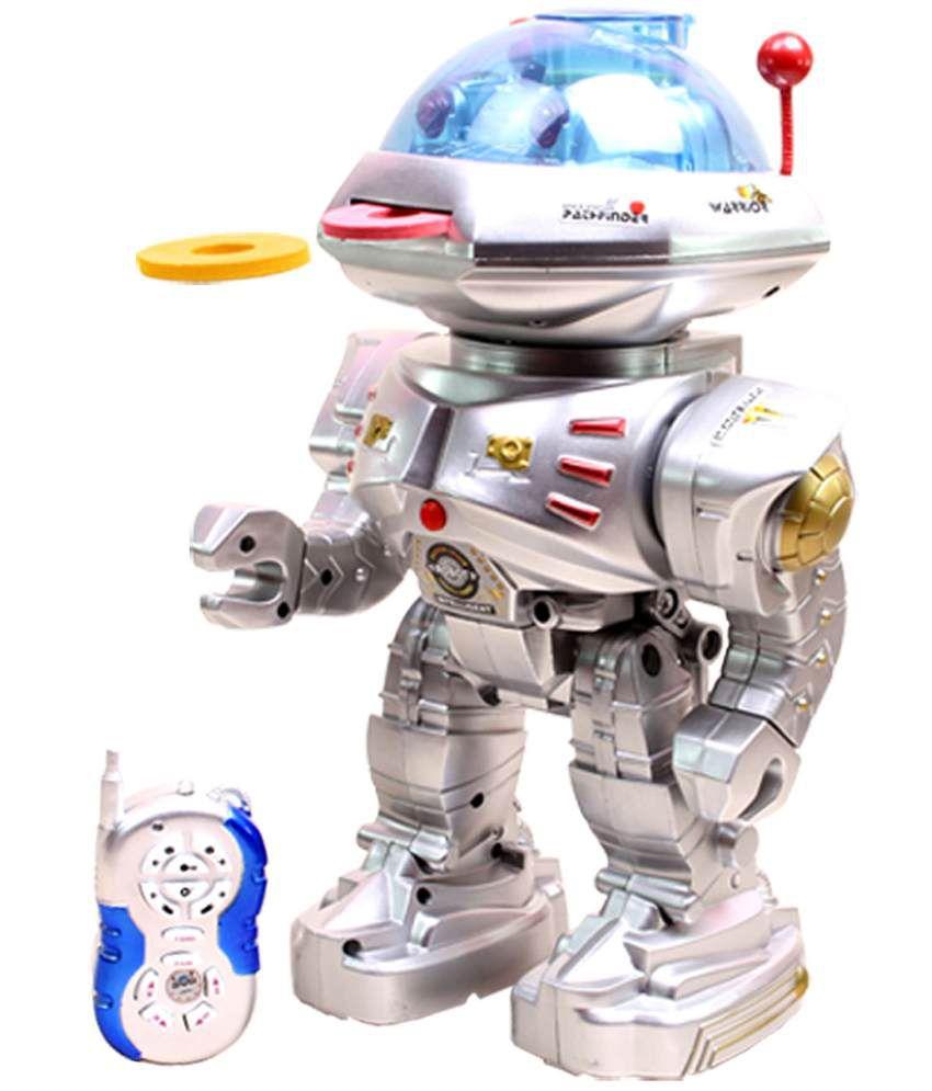Fantasy India Fantasy India Remote Control Toy Robot