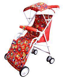 Abasr Red Stroller