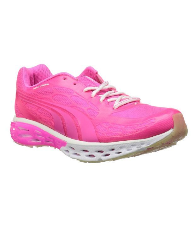 Puma Bioweb Elite Glow Pink Women Shoes Price in India- Buy Puma ... 6d497409b