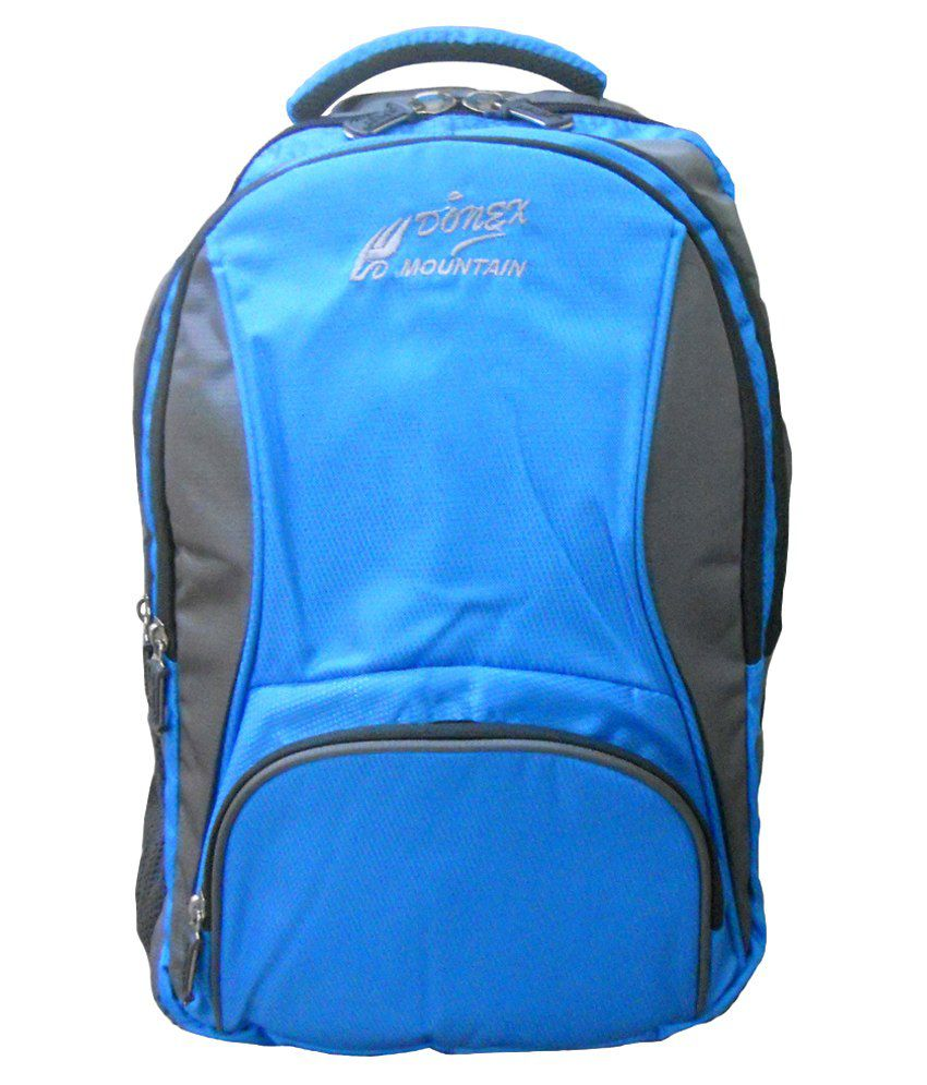 Donex Blue Backpack
