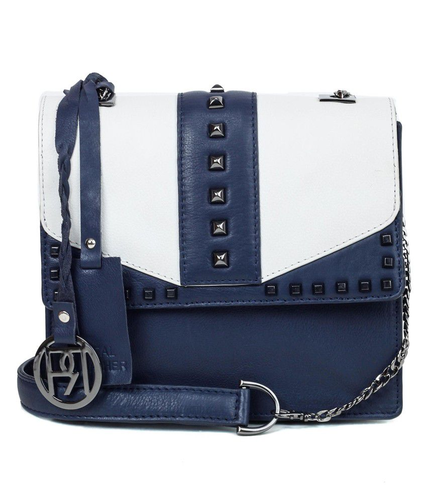 Phive Rivers Navy Sling Bag