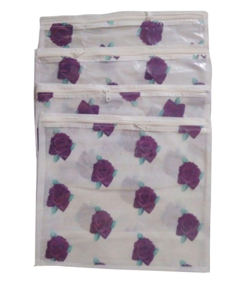 Fashion Bizz Saree Covers -48 Pcs Combo
