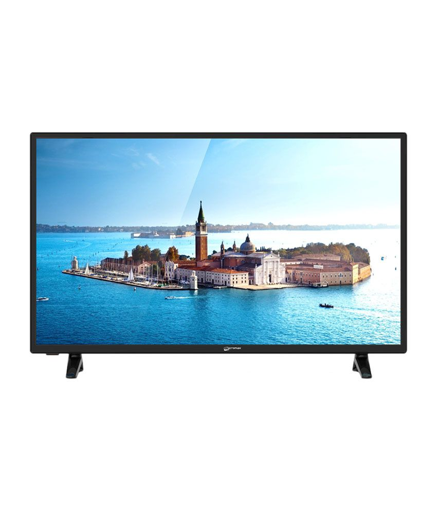 Micromax 32T6175MHD/32B8100MHD 81 cm (32) HD Ready LED Television With 1+2 Year Extended Warranty