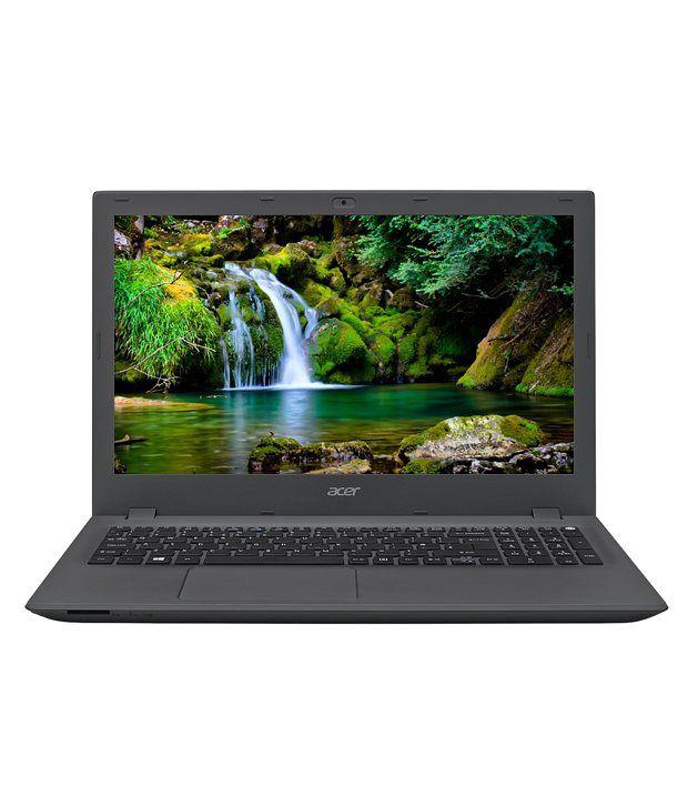 Acer Aspire E5-573-32JT Notebook (NX.MVHSI.043) (5th Gen Intel Core i3- 4GB RAM- 1TB HDD- 39.62 cm (15.6)- Linux) (Grey)