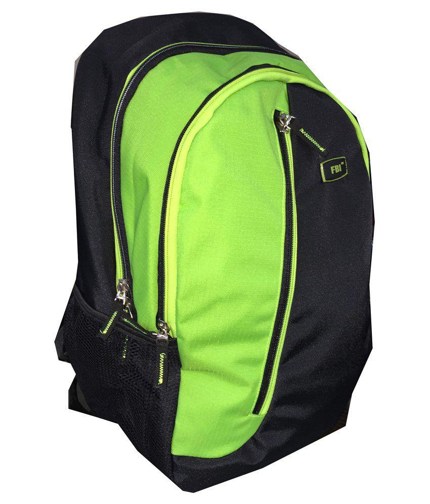 Fabco Multi Color Polyester College Bag