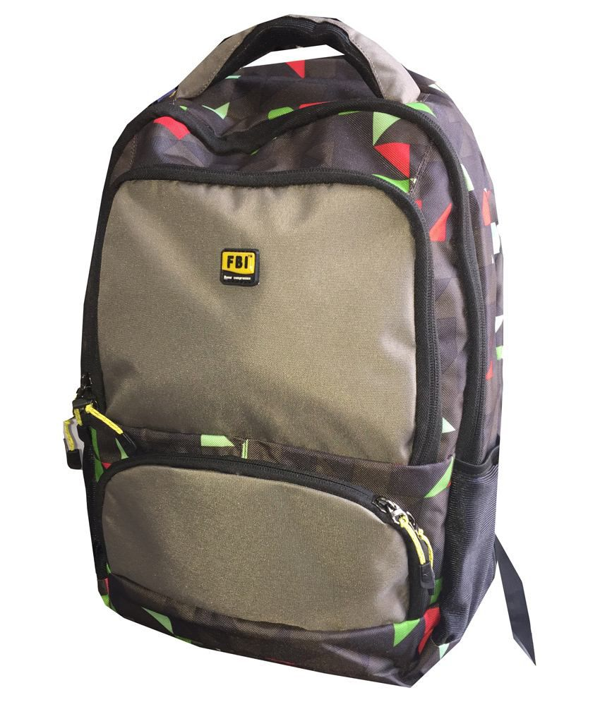 Fabco multicolor Backpack