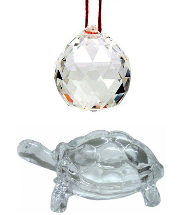 kraft village kraft village feng shui clear crystal tortoise turtle for shining your luck best. Black Bedroom Furniture Sets. Home Design Ideas